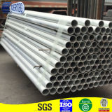 #6005 T5 Tube en aluminium anodisé avec certificat SGS
