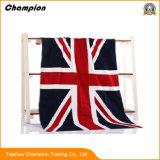 깃발에 의하여 인쇄되는 면에 의하여 두껍게 하는 비치 타올, 국제적인 수영 팀 및 최고 흡수제를 위해 적용 가능한