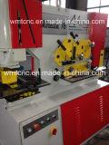 Máquina de perfuração e de corte personalizada Q35y 16
