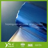 Fil métallique en polyester doré métallisé pour isolation thermique