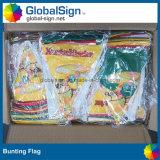 イベントのための熱い販売ポリエステル旗布のフラグ