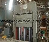 油圧熱い出版物機械を薄板にするMDFのドア