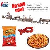 Kurkure/Nik Naks 또는 치즈 컬 Kurkure 식사 또는 Cheetos 밀어남 기계