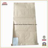Papier-Plastik gesponnener Polypropylen-Sack für Verpackungs-Mehl