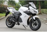 Modelo de manera eléctrico de la motocicleta 2018 con potencia fuerte