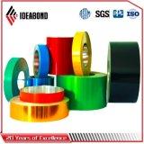 Revêtement en aluminium recouvert de couleur PPG bobine