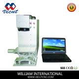 고속 10W 20W 30W 50W 섬유 Laser 표하기 기계