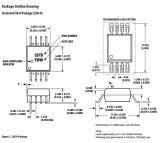 Geïntegreerde schakeling acpl-C87A-500e van de Optische Versterker IC van de Isolatie