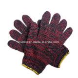 Промышленные трикотажные безопасности хлопка рабочие перчатки