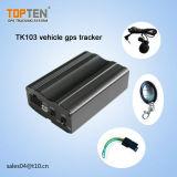 Сигнал тревоги с сигналом тревога двери открытым, дистанционно двигатель Tk103-Ez автомобиля GPS выключения