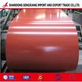 Le matériel en acier galvanisé PPGL couché couleur acier prépeint PPGI bobine