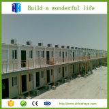Townhouses da casa do contentor e painéis de parede pré-fabricados