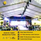 Große Kapazitätim freientradeshow-Zelt für Verkauf