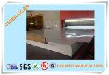 strato bianco del PVC di 1.0-5.0mm per mobilia