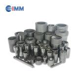 Elettrodi di grafite del carbonio del coke dell'ago del grado di UHP/HP/Np utilizzati per il forno ad arco elettrico con i capezzoli