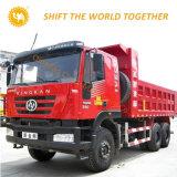 371HP 18mt Iveco Hongyan Genlyon 8*4のダンプカートラック