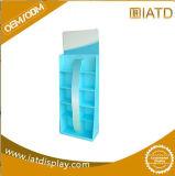 Étalage fait sur commande de produit de détail de mémoire de papier de carton de bruit pour le sac à dos