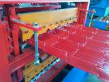 Крен профиля толя 3 слоев стальной формируя машину для клиента Камеруна