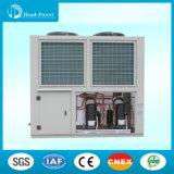 100 Kw R407 Refrigeran空気によって冷却される産業水スリラー