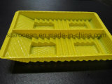 De VacuümDienbladen van Clamshell PS/PVC/PP/Pet van Thermoforming
