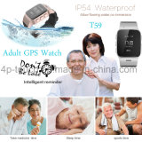 Sos GPS van de anti-Afname het Horloge van de Drijver voor Persoonlijk/Volwassen met geo-Omheining T59