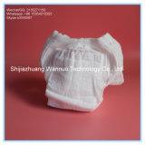 極度吸収の真珠は綿のコア赤ん坊の使い捨て可能なおむつをぶつける