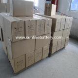 12V100ah batterie rechargeable solaire à cristaux liquides pour système d'alarme
