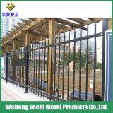 Clôture de l'acier galvanisé personnalisé pour la sécurité