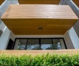 La preuve de l'eau de panneaux muraux extérieurs des matériaux de construction Caldding WPC mur