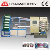Gute China-Maschinen-Plastikcup-Drucken-Maschine des Preis-2014