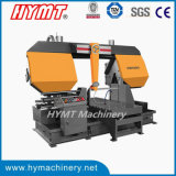 GW4280 수평한 금속 밴드 sawing 기계