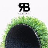 20-35mm 반대로 UV 조경 정원 훈장을%s 합성 인공적인 잔디 양탄자