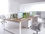 Table de travail de bureau en bois de bureau simple et facile à nettoyer (SZ-WS301)