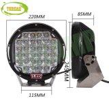 Indicatore luminoso di azionamento di funzionamento automatico nero della lampada LED del CREE 96W 9inch
