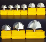 CNC de Snijdende Hulpmiddelen van de Afkanting van de Patronen van de Deur van de Router van de Gravure