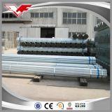 Tubulação de aço de construção da construção