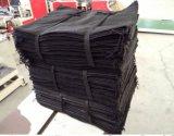 Noir Vert Geobag PP polypropylène tissé utilisé pour la protection des côtes