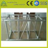 Ферменная конструкция квадрата Spigot портативного этапа алюминиевая для выставки выставки