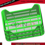 Hot Runner Plastic Fruit Crate Mold Injection (PP)