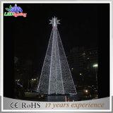 Novo Atrractive Piscina gigante Artificial Árvores de Natal com luzes LED