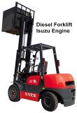 Diesel Vorkheftruck met Japanse C240 Motor Isuzu