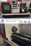 수평한 포탑 CNC 절단 금속 공구 Vck6165를 위한 기계로 가공 공작 기계 & 도는 선반