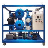 Mobiler Schlussteil und beiliegender Typ Vakuumtransformator-Öl-Reinigungsapparat mit Vakuumpumpe und Wurzel-Pumpe