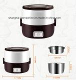 A vaporização e caixa de almoço Eléctrica de Aquecimento, Aquecimento eléctrico Mini fogão eléctrico multifunções para cozinhar com arroz