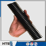 Ahorrador espiral accesorio del tubo de aleta de la caldera orientada al cliente para la caldera de vapor