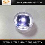 Commerce de gros en plastique haute résistance intégrée de type Mini LED solaire réfléchissant goujon de route