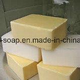 По-разному мыло прачечного цвета и прозрачное мыло