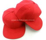 Изготовленный на заказ крышки пробела Snapback панели красного цвета 6