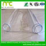 PVC Phalates libre/Eco/film non-toxique/films transparents/de couleur vinyle pour les conduits d'air flexibles, l'empaquetage, parqueter et la construction