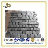 Камень естественного каменного гранита оптовый вымощая (YQC)